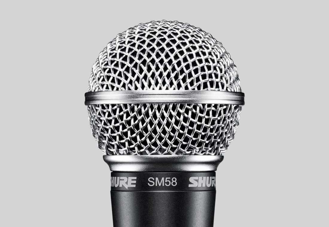 舒尔SM58s动圈麦克风怎么样?舒尔SM58s详细介绍
