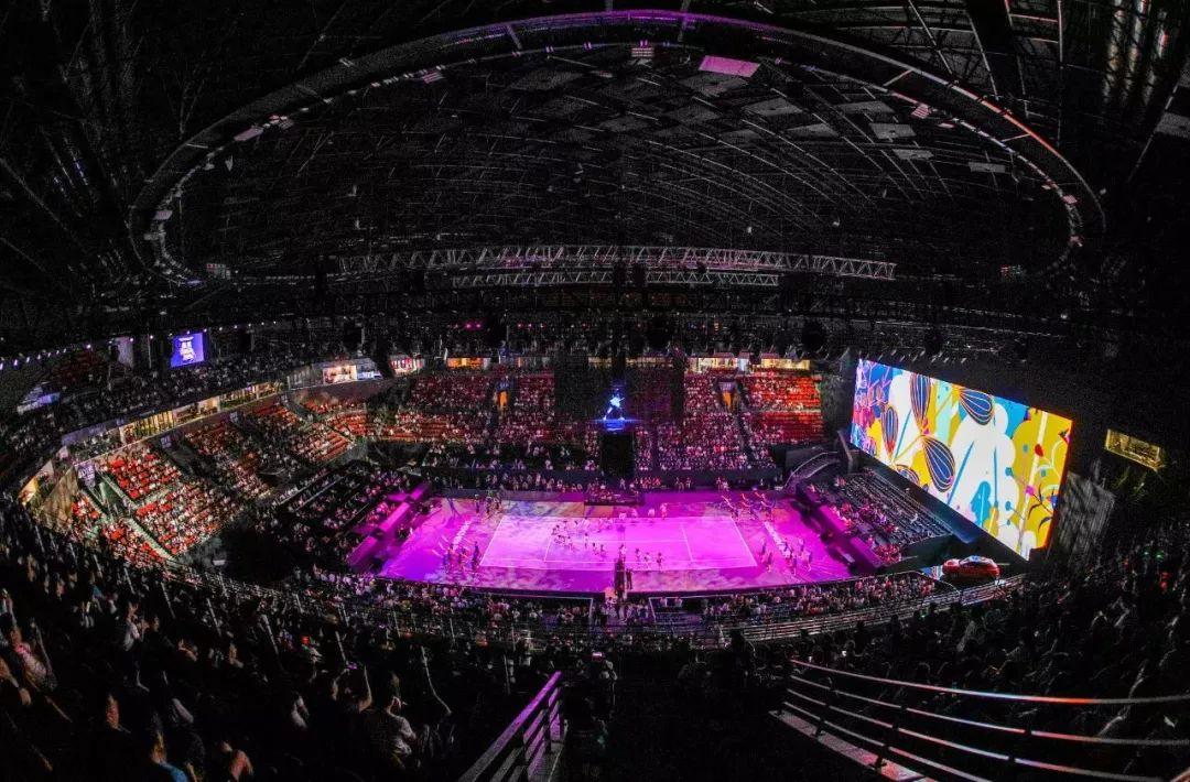 122只声扬音箱 合力护航深圳WTA网球赛