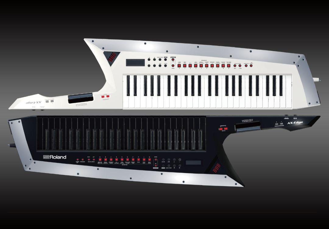 """干货丨超级炫酷的Roland罗兰""""战斧""""键盘 左手技法"""