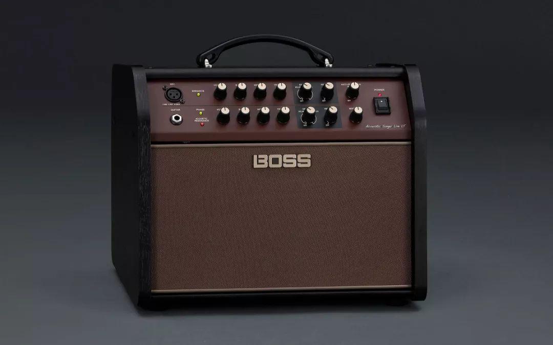 Roland 罗兰发布新品电箱琴音箱 BOSS Acoustic Singer Live LT