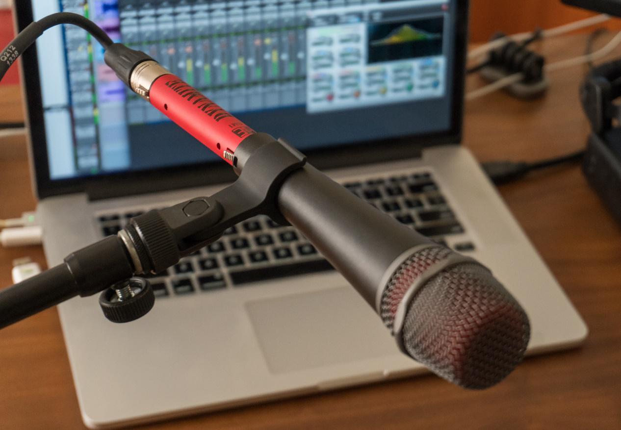 使用麦克风/话筒电脑录音,声音小怎么办?