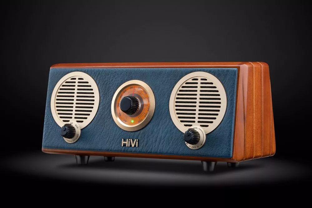 惠威Classical M2R 奏鸣曲蓝牙FM收音机有源音箱 详细介绍