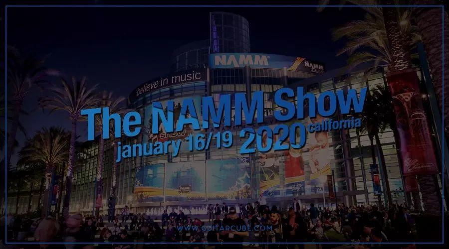 NAMM2020:柯林斯、Furch、渔夫等吉他品牌 发布新品