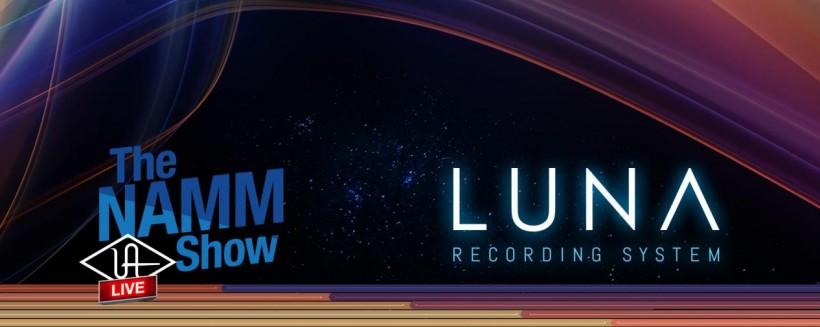 阿波罗 Luna 详情介绍 免费的DAW及软合成器平台