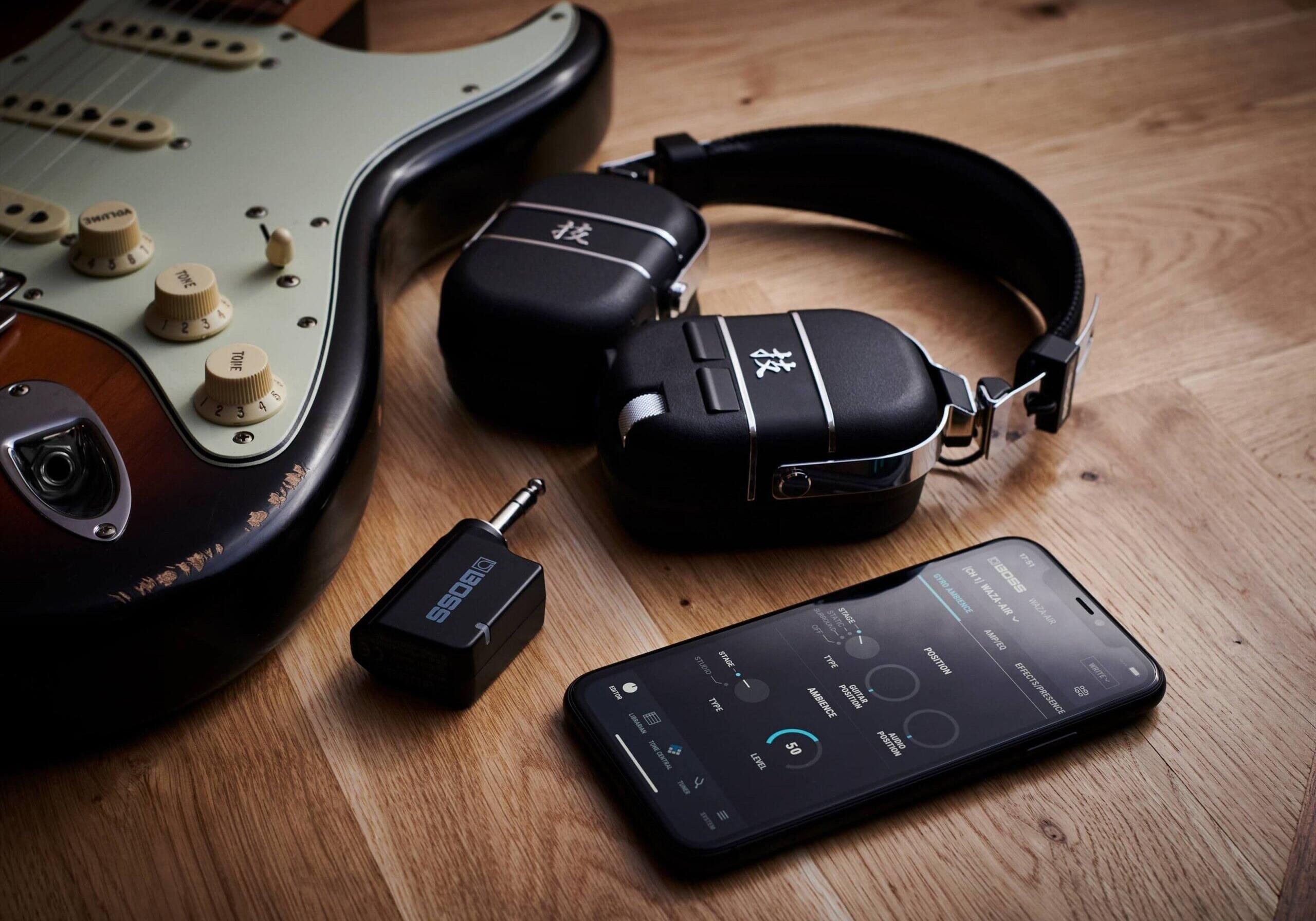 耳机也能模仿音箱的音质?WAZA-Air 音箱模拟耳机了解一下?