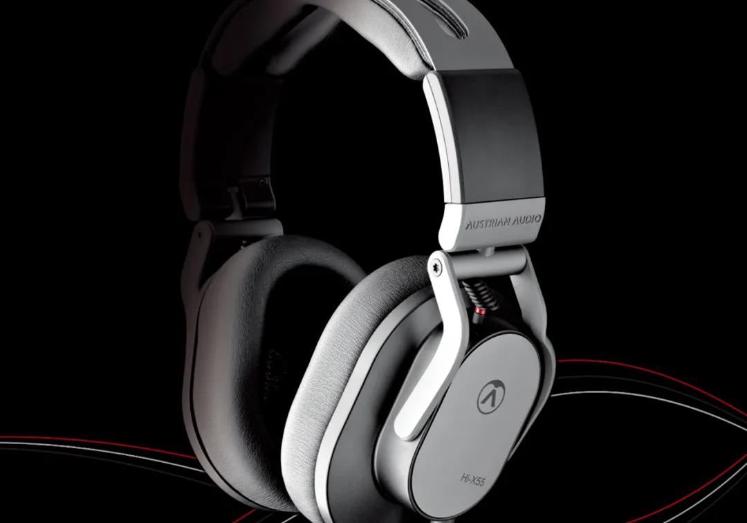 奥产 Austrian Audio Hi-X55 耳机正式登陆中国市场