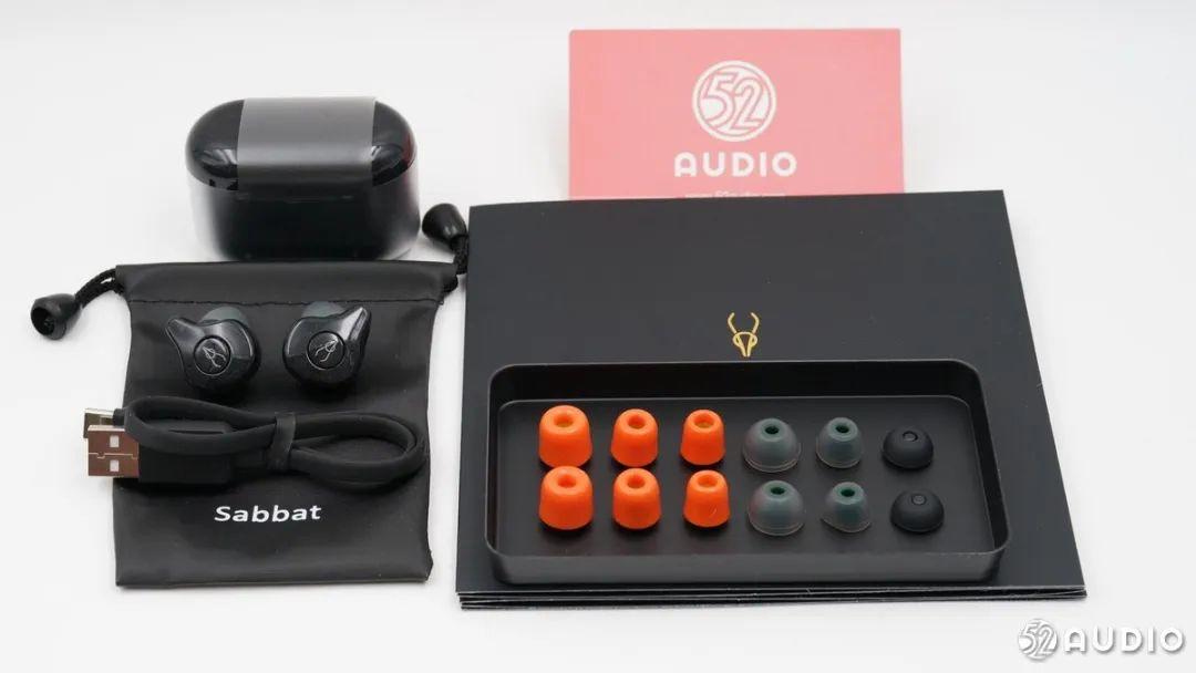 Sabbat魔宴 E12 Ultra 真无线蓝牙耳机 拆解评测报告