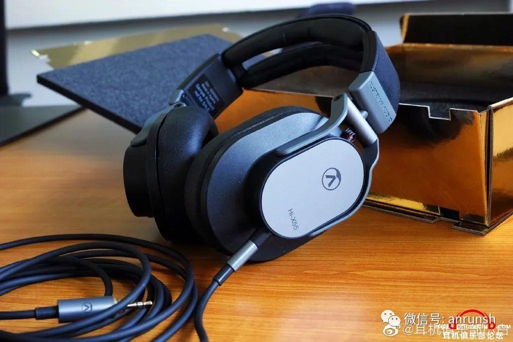 Austrian Audio Hi-X55 耳机评测