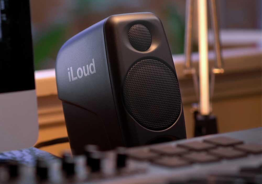 世界上最mini的有源参考级监听音箱——iLoud Micro Monitor