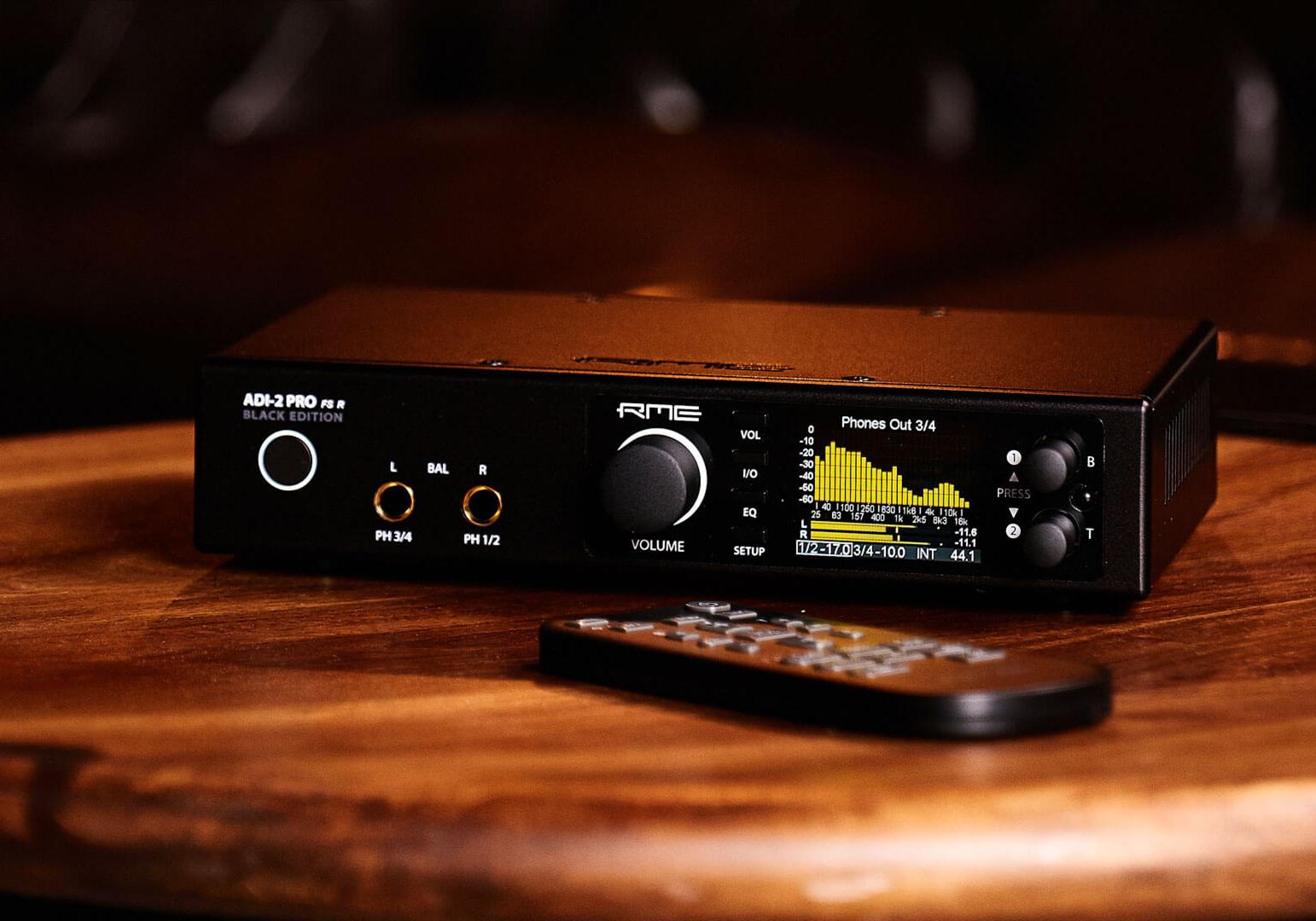 RME ADI-2 FS DAC&耳放 详细评测