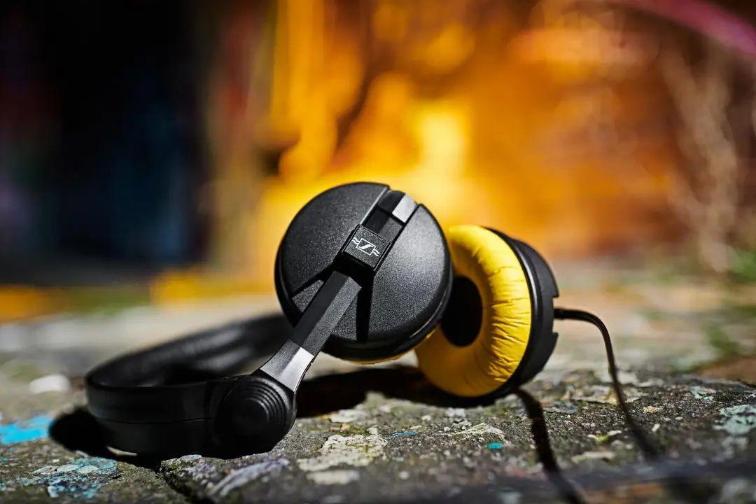 HD 25监听耳机 森海塞尔75周年纪念版 快来看看!