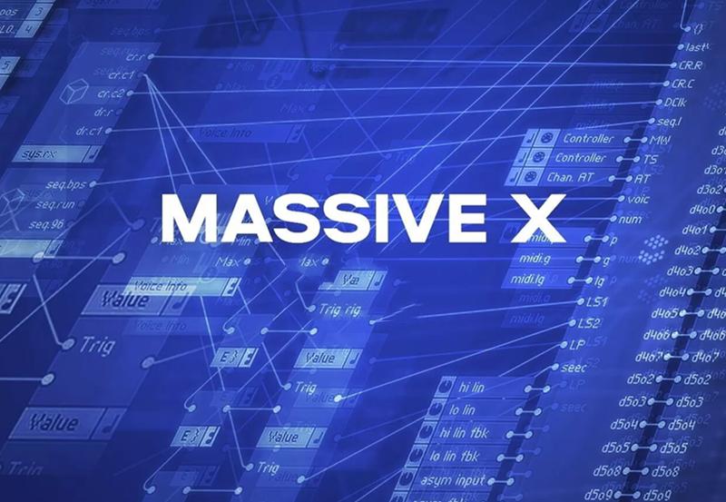 福利丨免费获得来自大师级声音设计师的 MASSIVE X 预设
