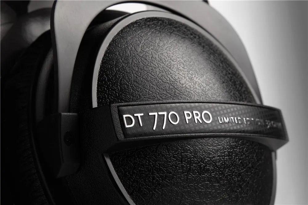 拜亚动力 DT770/880/990 PRO 监听耳机怎么样?
