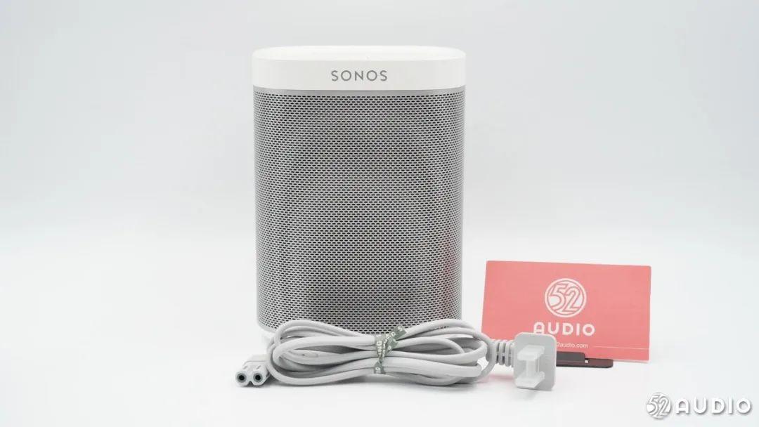 Sonos搜诺思Play1 拆解评测报告