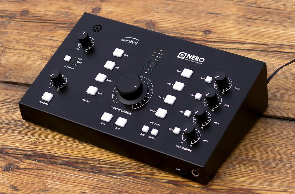 Audient Nero 监听控制器评测