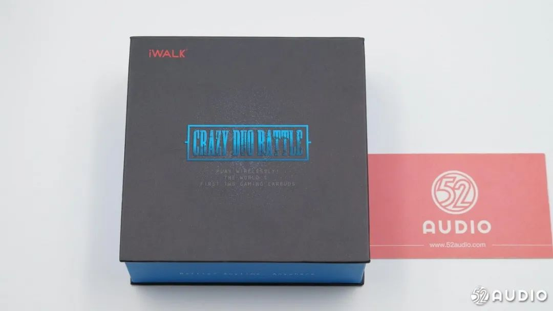 游戏耳机iWALK战神TWS 拆解评测报告