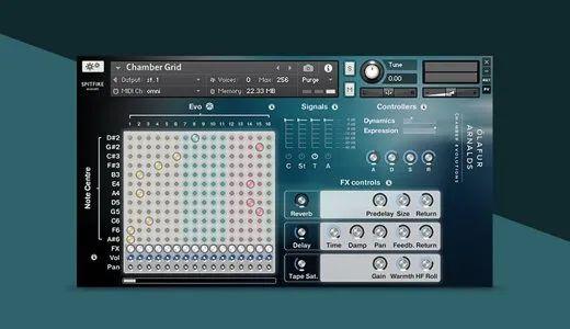 抓住机会 四折购入 Spitfire Audio 新古典音色库