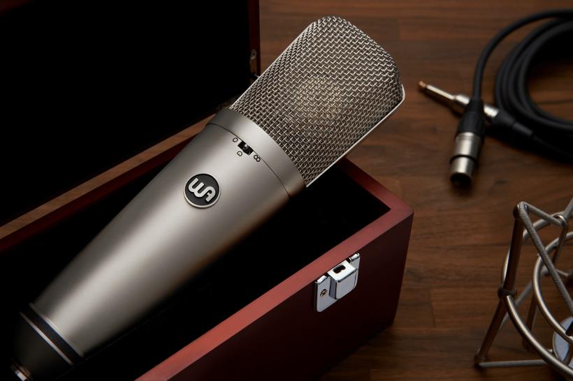 Warm Audio 更新并升级的 WA-87 R2 电容话筒