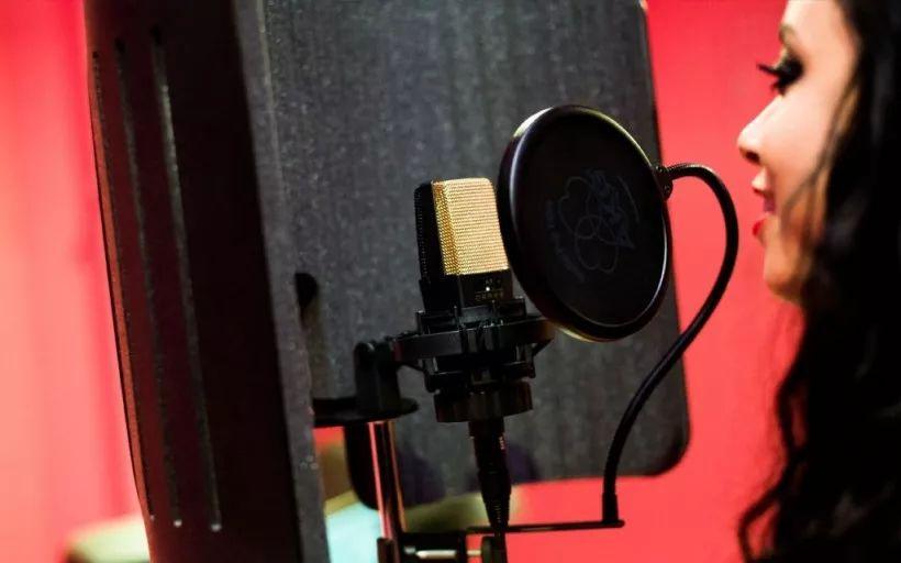 被称为录音工业的拾音标准:AKG C414