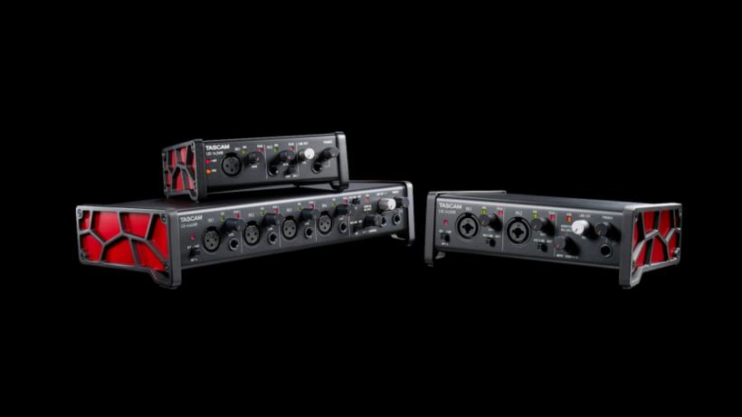 简单、实用、可轻松直播的 TASCAM US-HR 高清系列 USB-C 音频接口测评