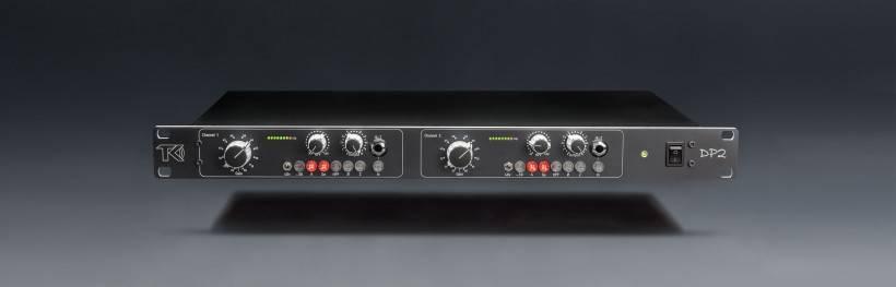试用评测:TK Audio DP2 纯晶体管双通道话筒放大器