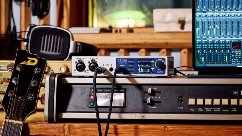 RME 隆重推出第二代的超便携高品质音频接口 Fireface UCX II