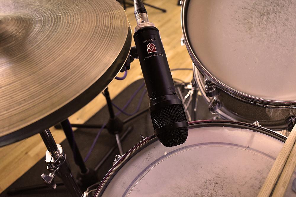 Lauten Audio LS-208 鼓组麦克风评测