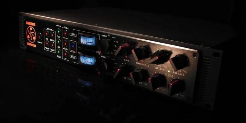 Dangerous Music Compressor 原子级细微的压缩质感?到底怎么做到的?