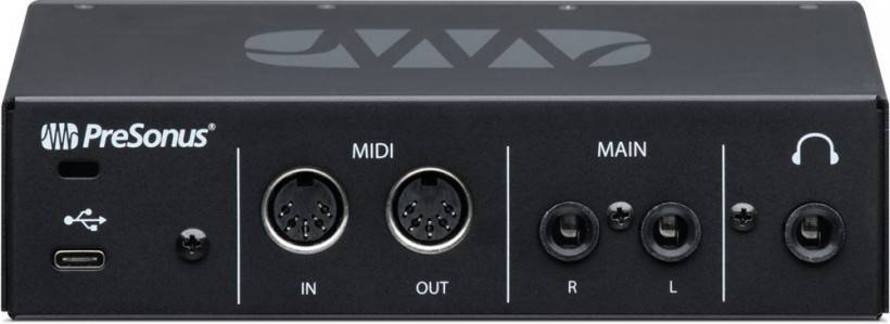 PreSonus 发布 Revelator io24 USB-C 音频接口