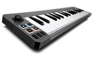 可接 iPad 演奏的 M-Audio Keystation Mini 32 上手评测