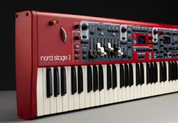 Nord Electro 6D与Stage 3 compact键盘对比测评