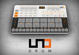 IK Multimedia 发布 Mac/PC/iPad版 UNO Drum Editor编辑器软件