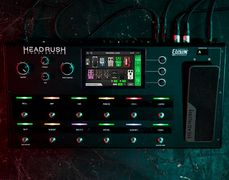 HeadRush 吉他效果器硬件功能分配 视频教程