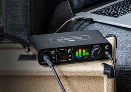 马头 MOTU M2/M4声卡 连接和监听功能使用教程