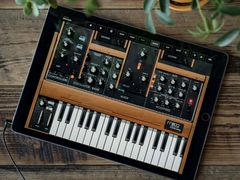 福利:Apple Store的Minimoog Model D合成器免费下载