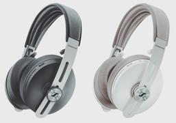 森海塞尔发布沙白色全新一代Momentum  Wireless蓝牙耳机