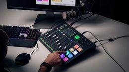 罗德 Caster Pro 直播调音台 发布新固件 2.1,主播们快来看看!