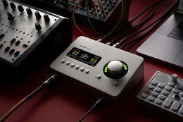 Universal Audio发布全新入门级Apollo Solo音频接口