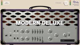 福利丨免费吉他放大器仿真插件下载 Modern Deluxe