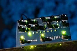 Strymon 发布新款合成器 NightSky Reverb
