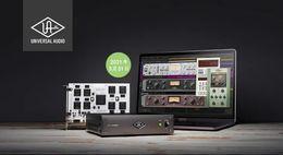 UAD重磅促销:免费获得Avalon, Capitol Studios,   Lexicon和通用音频插件