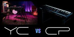 雅马哈 YC与CP系列舞台演奏键盘,如何选择?