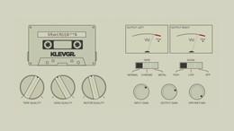 福克斯特用户福利-免费DAW Cassette磁带仿真插件