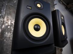KRK ROKIT 7 G4 监听音箱评价