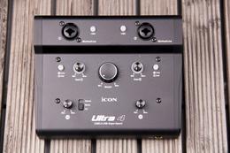 艾肯 Ultra4声卡调试方法,直播效果出色,小白都能学会!