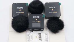 RODE罗德Wireless GO II 无线麦克风 拆解评测
