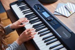 Casio发布三款新键盘!内置Casio 出色音色,支持蓝牙功能