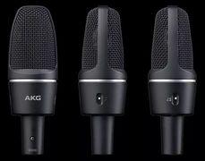 为你带来演播室级音质 —— AKG C3000专业话筒