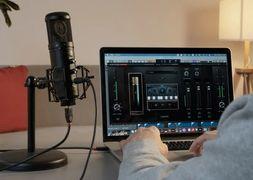 羚羊音频发布 Anxino Synergy Core USB 建模麦克风