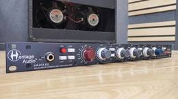 来自出色 NEVE 的梦幻组合:Heritage Audio HA-81A 简评